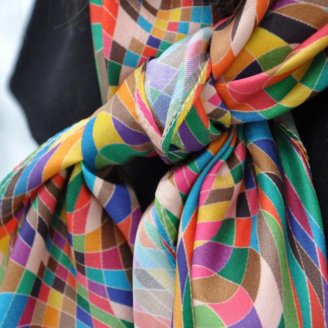 geometric silk scarves and handkerchiefs part 2