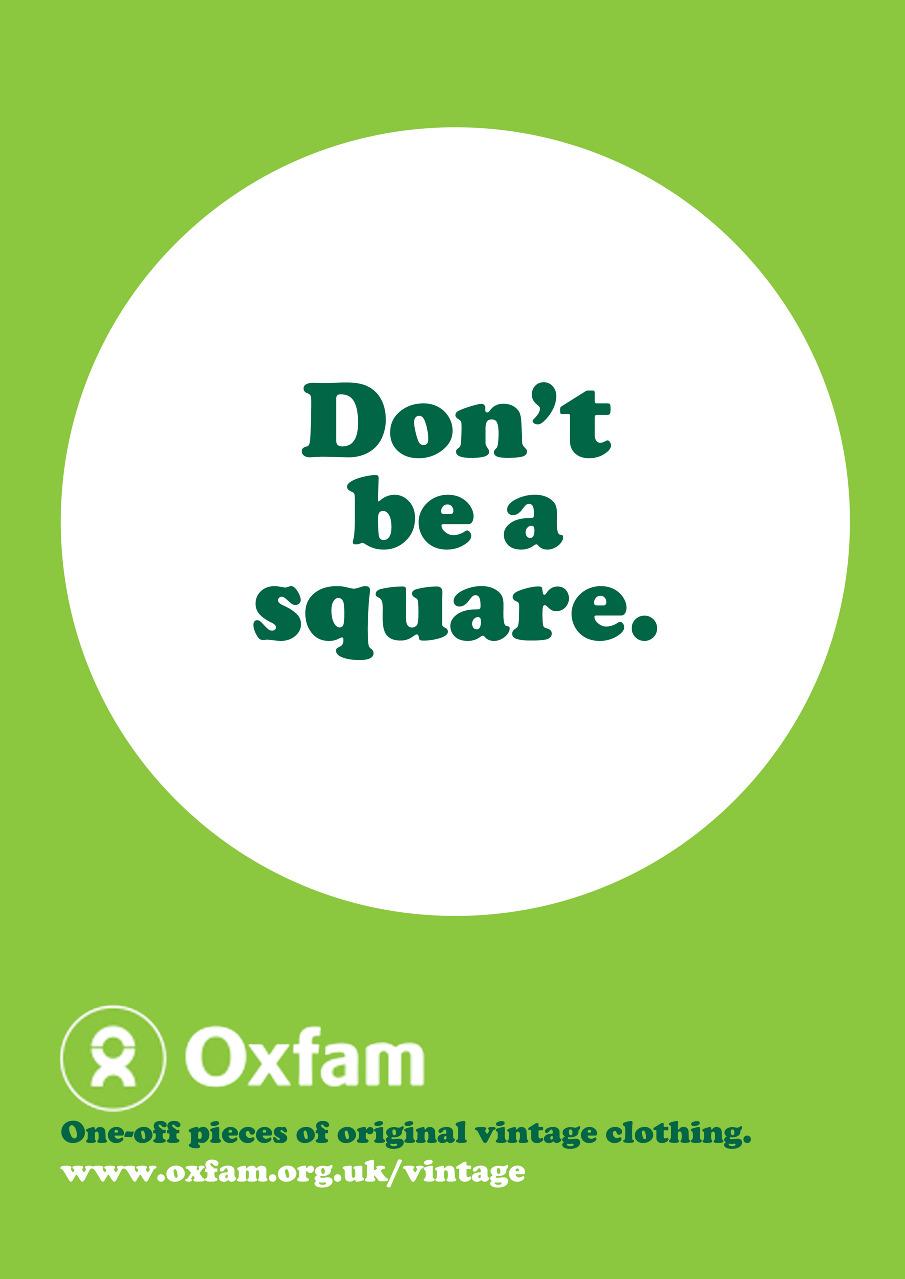 Oxfam HACKcreative