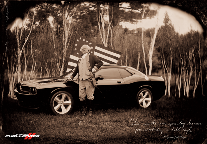Dodge Challenger Freedom Curtis Pachunka