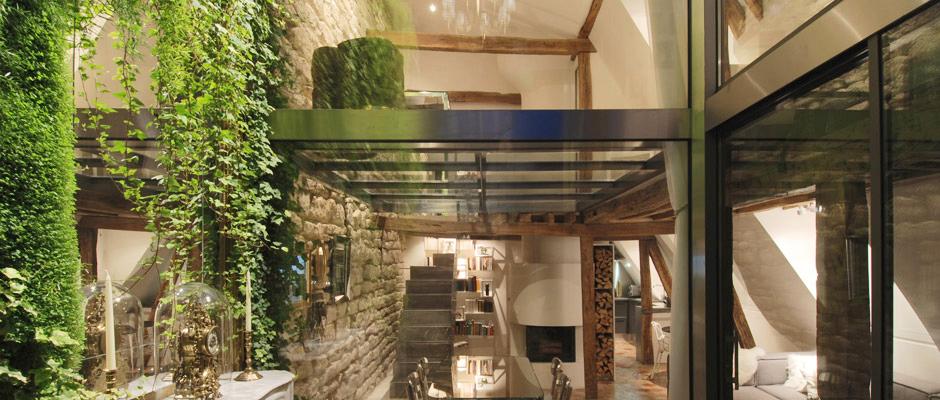 Ateliers michael herrman for Restaurant miroir montmartre